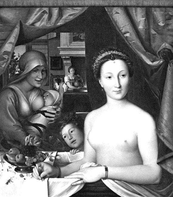 Порно франции времен франциска