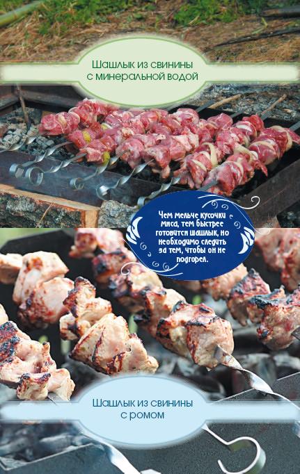 Шашлык из свинины в кефире  рецепт с фото  ЧудоПовар