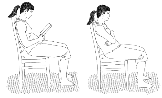 Беременным сидеть долго нельзя