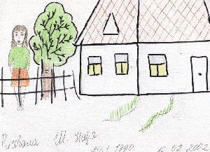 Тест рисунок моего дома