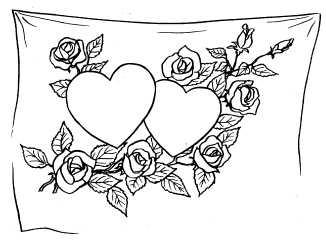 Нарисовать открытку на годовщину свадьбы, днем