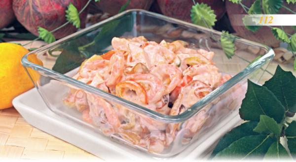 Вкусные салаты из курицы фото-рецепт