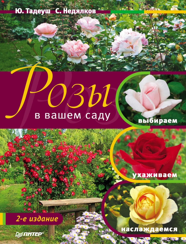 Ю. тадеуш розы в дизайне вашего сада