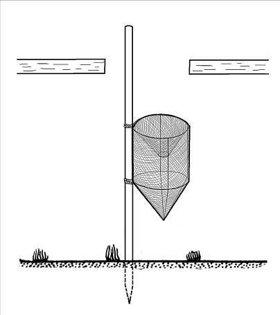 вентиль рыбацкий схема