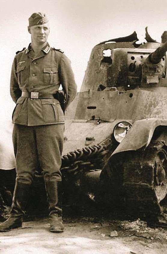 Боевые действия с 30 сентября по 2 ноября 1941 года