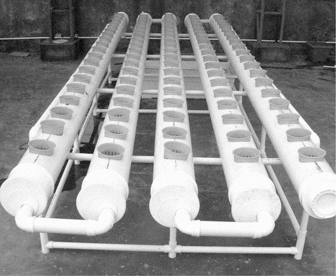 Оборудования для гидропоники своими руками
