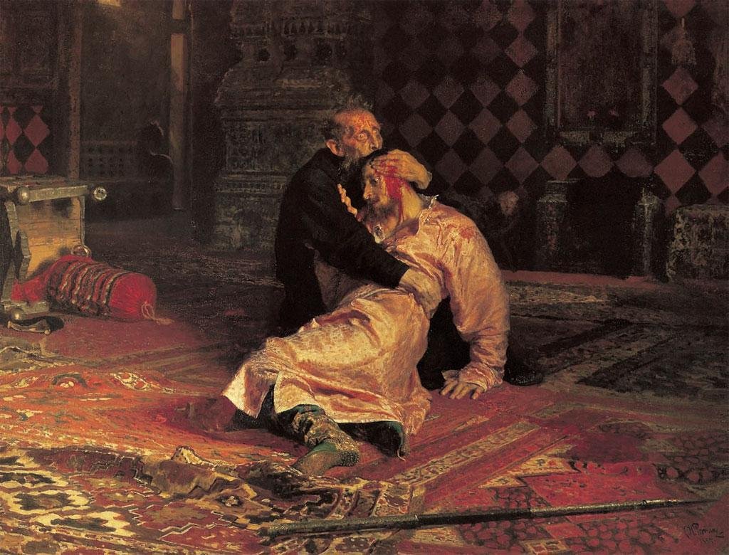 an overview of the russian empire during the leadership of czar ivan the terrible