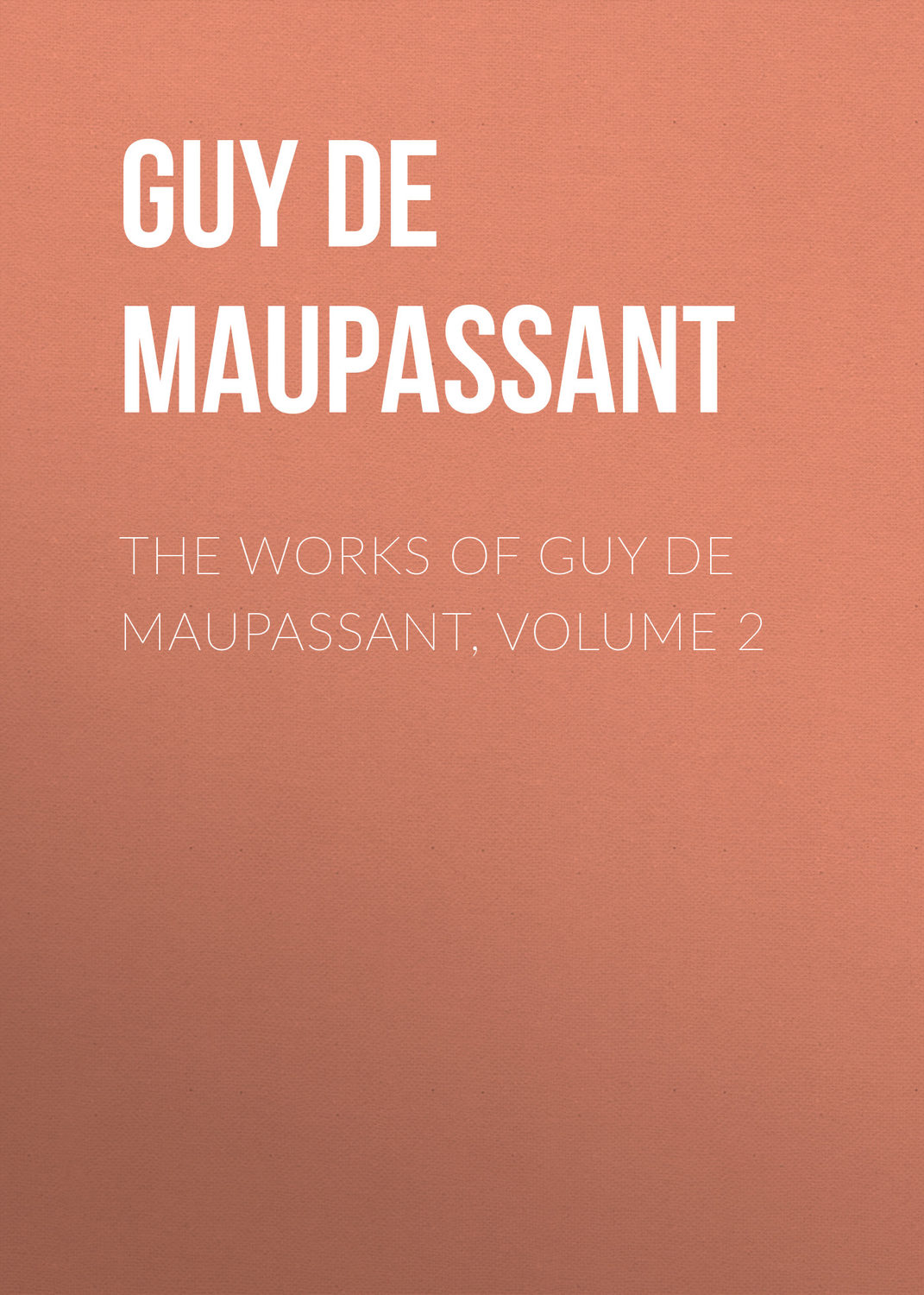 role of women in maupassants works Follow this and additional works at:https: guy de maupassant becomes a female role model for maupassant's vision and understanding of women.