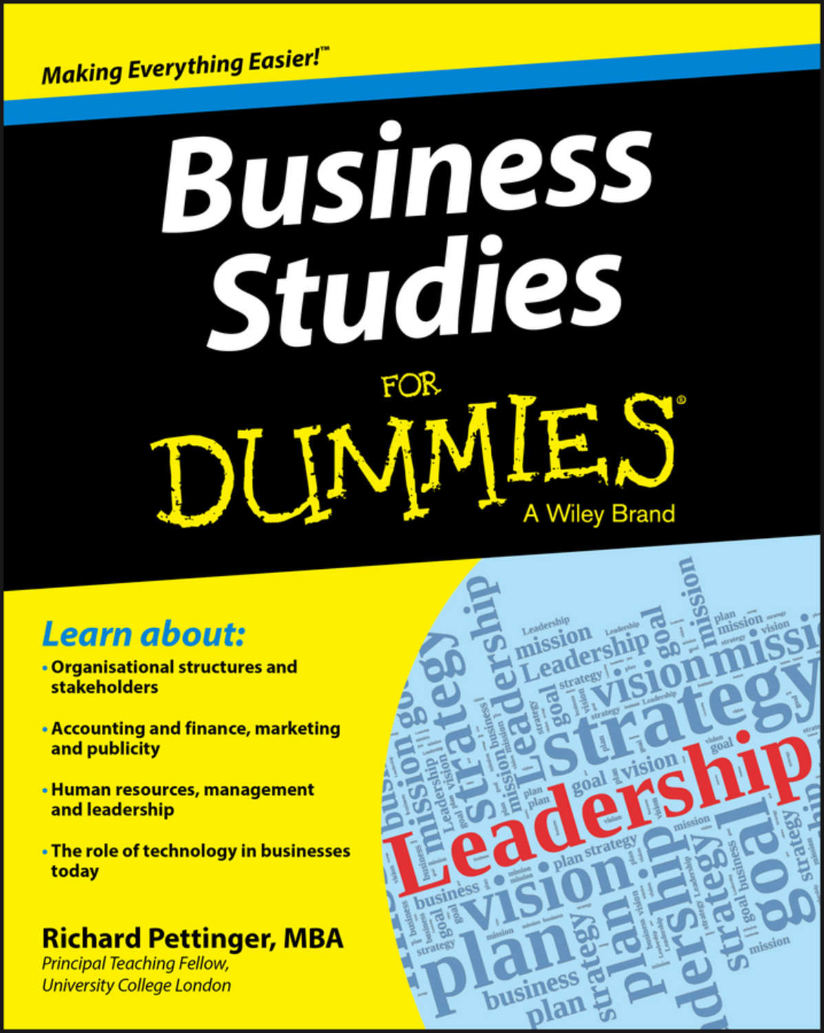 business studies leadership Organizing abilities: – all the resources, employees, people, business environment, methods, capital, manpower should be arranged properly by a leader to achieve organizational goals in a proper way.