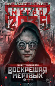 Метро 2035: Воскрешая мертвы… - Ринат Таштабанов